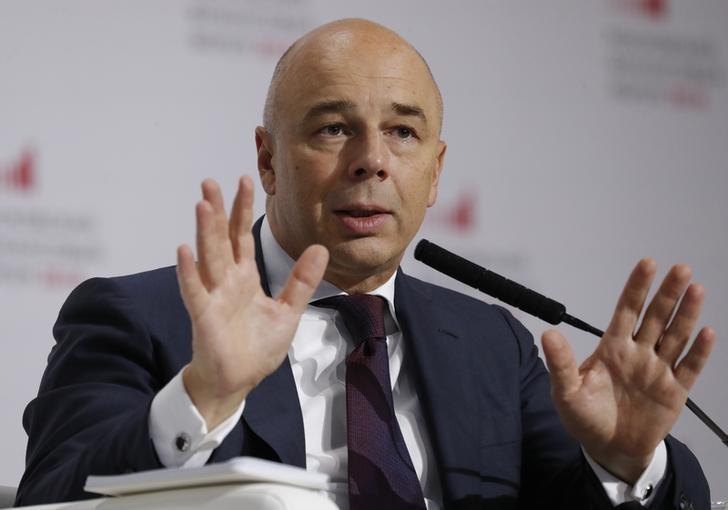 Министр финансов РФ